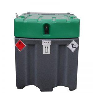 zbiornik olej napędowy 600l